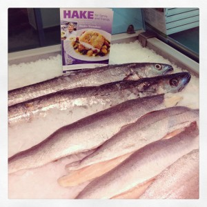 Hake from Duncannon Fish